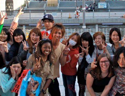 Occidentales: jamás pasaréis desapercibidos en Japón