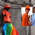 Manneken Pis Orgullo Gay