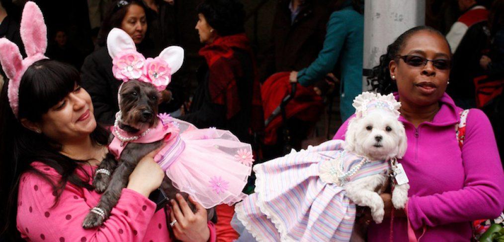 Día de Pascua en Nueva York
