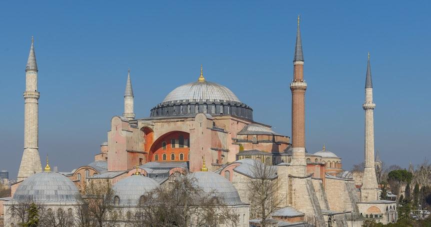 Constantinopla santa sofia