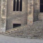 escaleras rey Fernando II