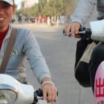 Ruta en China