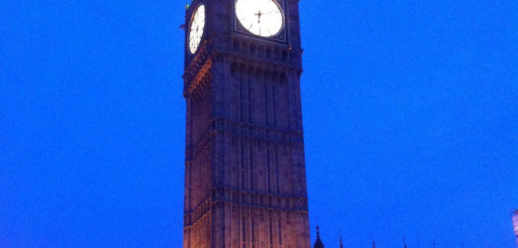 Big Ben campana