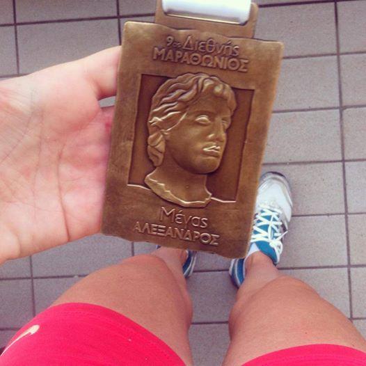 Mi experiencia corriendo mi primer maratón en Grecia