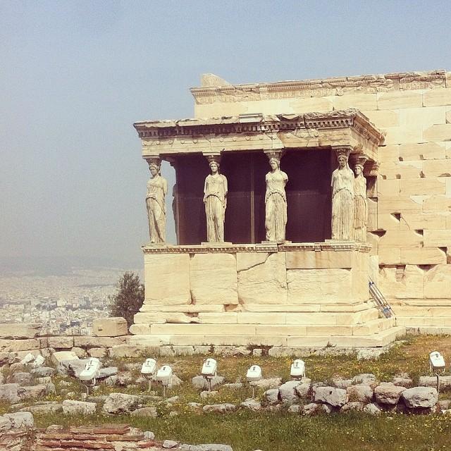 Acrópolis de Atenas: historia y fotos